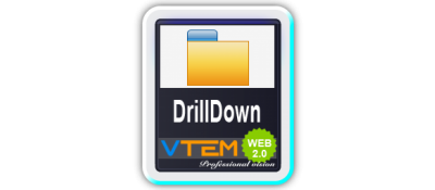 VTEM DrillDown Menu
