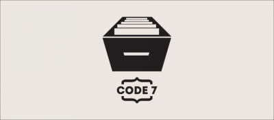 Code 7 Slide Down Drawer
