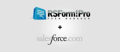 Salesforce Web2Lead for RSForm! Pro