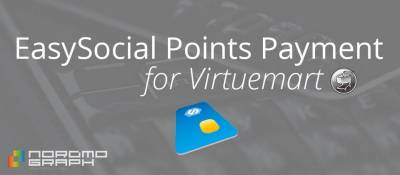 EasySocialPoints Payment for Virtuemart