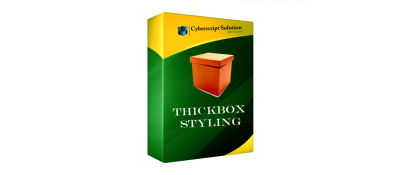 ThickBox Styling