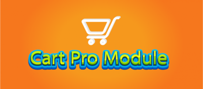 Cart Pro for Virtuemart