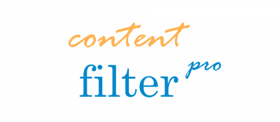 Content Filter Pro