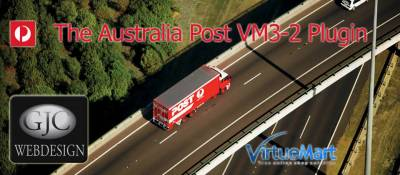 VM Aus Post Shipping for VirtueMart