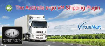VM e-go Shipping for VirtueMart
