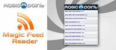 Magic Feed Reader