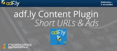 Adf.ly URL Shortener