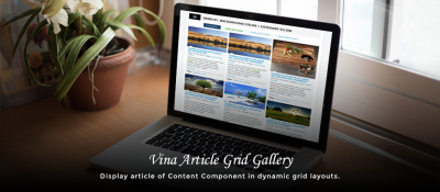 Vina Article Grid Gallery