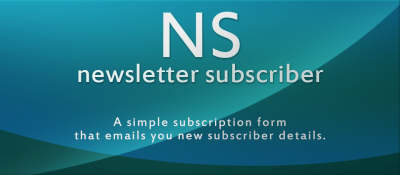 Newsletter Subscriber