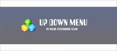 Up Down Menu