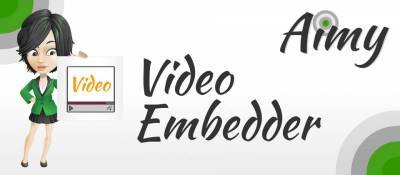 Aimy Video Embedder