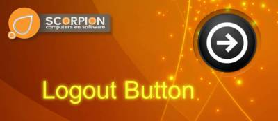 Scorpion Logout Button