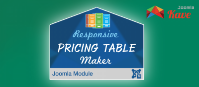 Responsive Pricing Table Maker