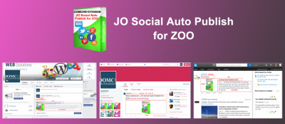 JO Social Auto Publish for ZOO