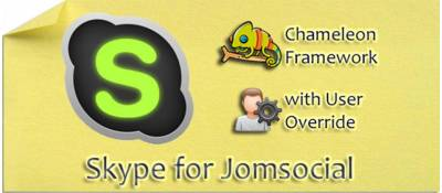 Skype for Jomsocial