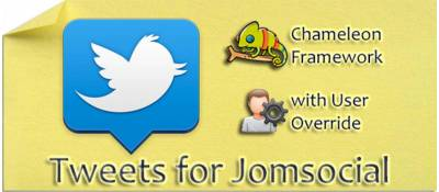 Tweets for Jomsocial