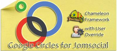 Google Circles for Jomsocial