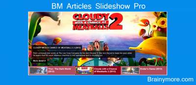 BM Articles Slideshow Pro