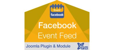 Responsive Facebook Page Events Feed