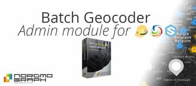 Batch Geocoder