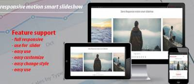 responsive motion smart slideshow