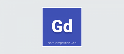NorrCompetition Grid