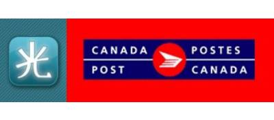 E-D Canada Post for Hikashop