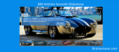 BM Articles Smooth Slideshow