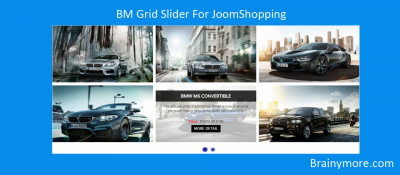BM Grid Slider For JoomShopping