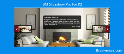 BM Slideshow Pro For K2