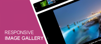 Responsive Image Gallery