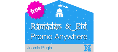 Ramadan and Eid Promo Anywhere