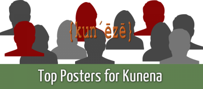 Top Posters for Kunena