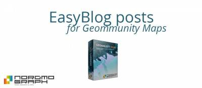 EasyBlog posts for Geommunity Maps