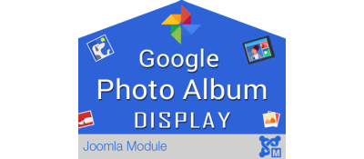 Google Photo Album Display