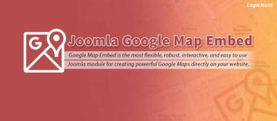 Google Map Embed