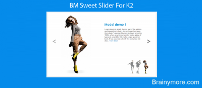 BM Sweet Slider For K2