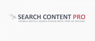 Search Content Pro