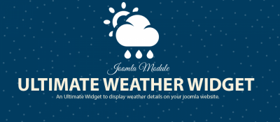 Ultimate Weather Widget