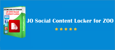 JO Social Content Locker for ZOO