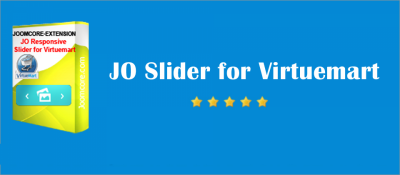 JO Responsive Slider for Virtuemart