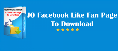 JO Facebook Like Fan Page To Download