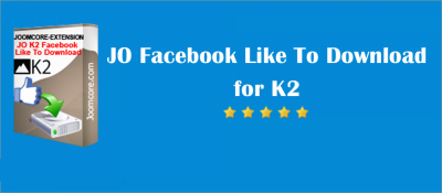 Facebook Like To Download for K2