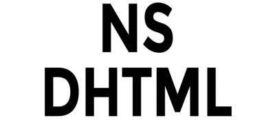 NS - Newsscroller Self DHTML