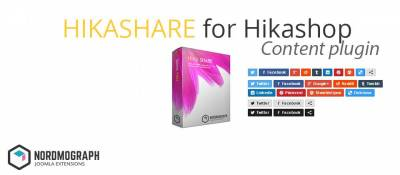 Hikashare for Hikashop
