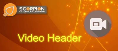 Scorpion Video Header