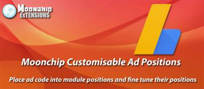 Moonchip Customisable Ad Positions