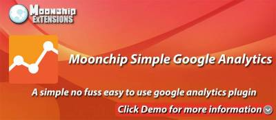 Moonchip Simple Google Analytics