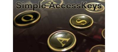 Simple AccessKeys