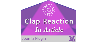 Claps Reaction in Article